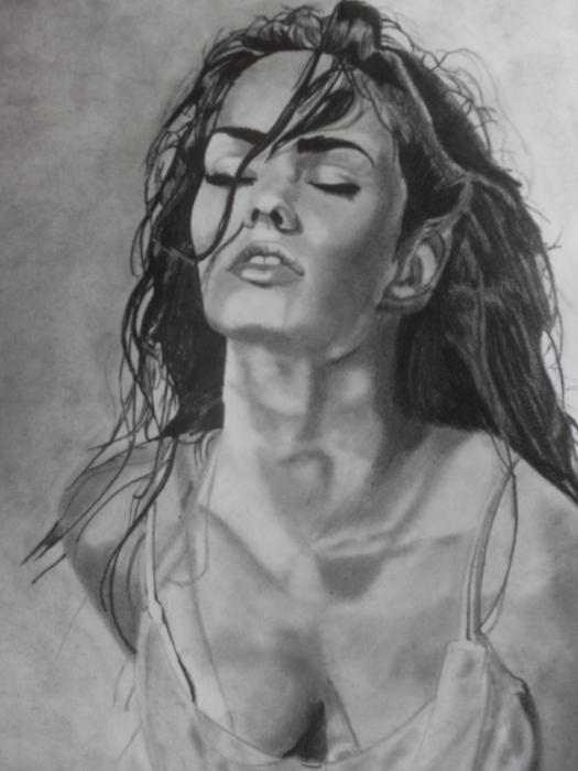 Megan Fox par Erwan